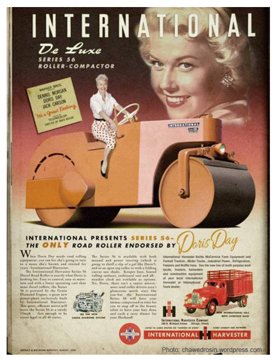 Doris Day marketing