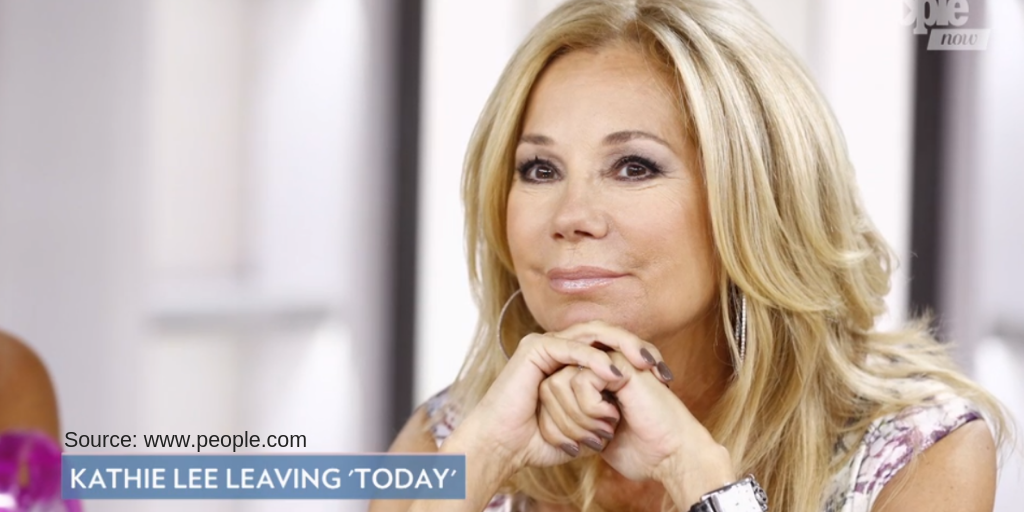 kathie lee gifford today