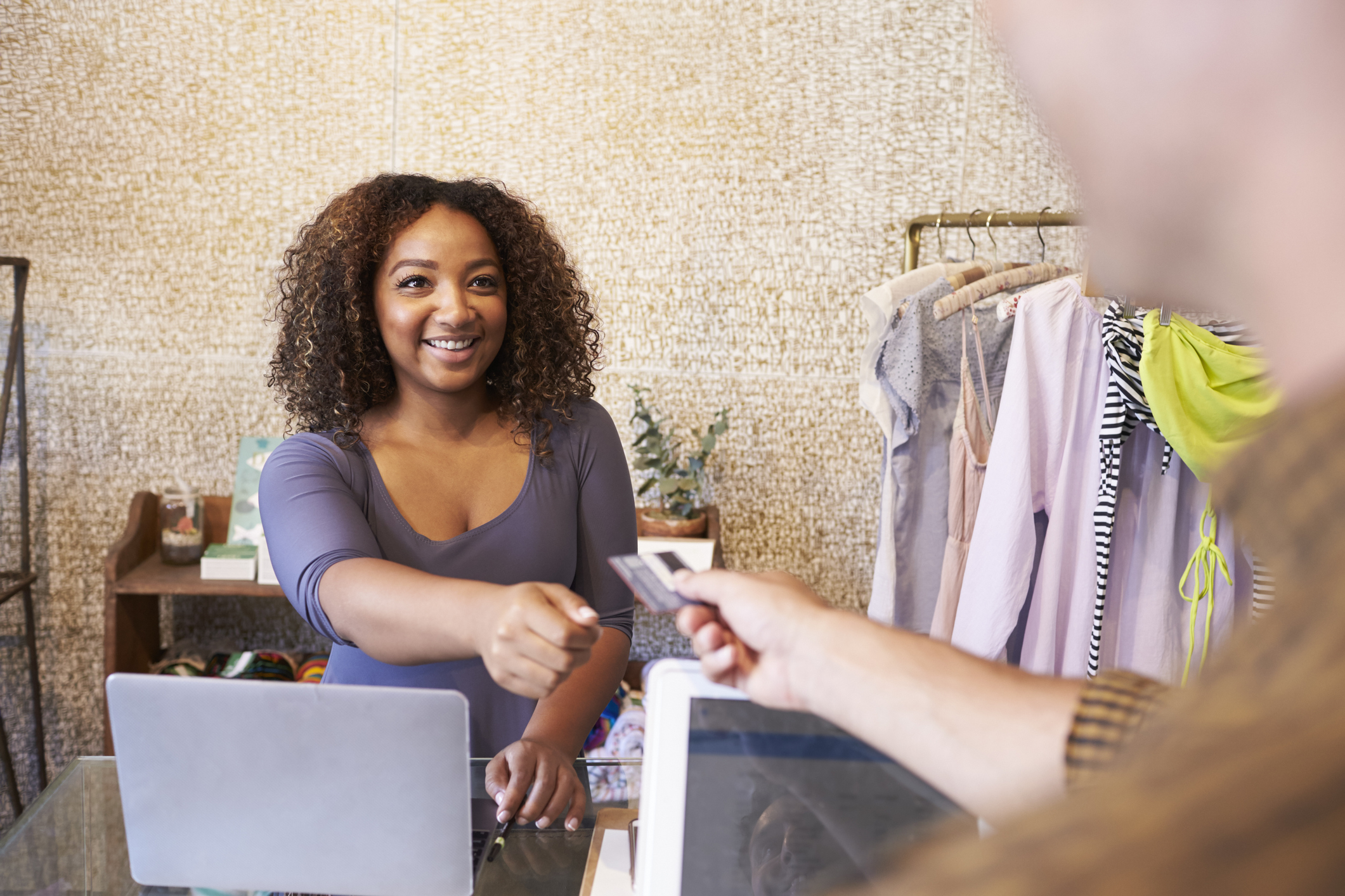 retail shopping returns marketing customer