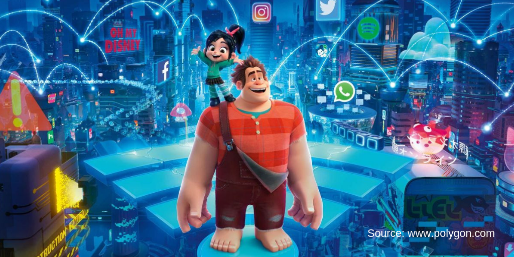 wreck it ralph breaks the internet disney marketing lessons