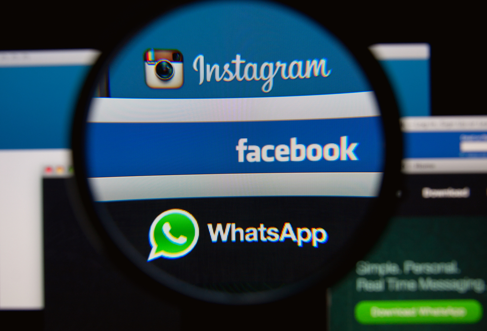 instagram messenger whatsapp social media