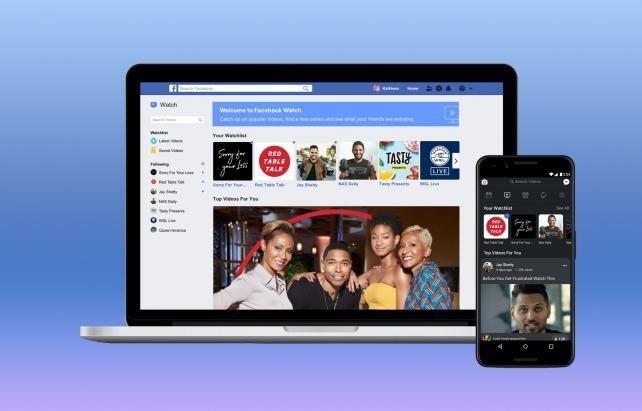 facebook watch social media tests ads
