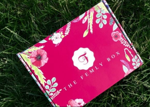 Subscription Box News: Period Boxes Femly