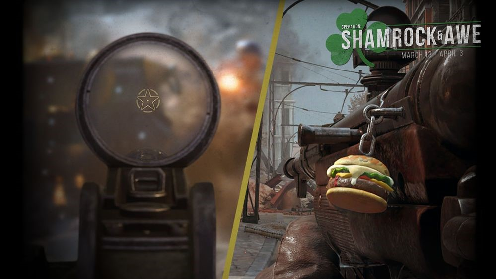 Call of Duty: WWII: Operation: Shamrock & Awe