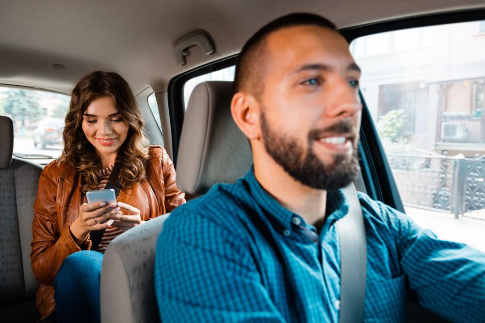 ride-share driver