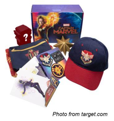 Target Marvel Fans
