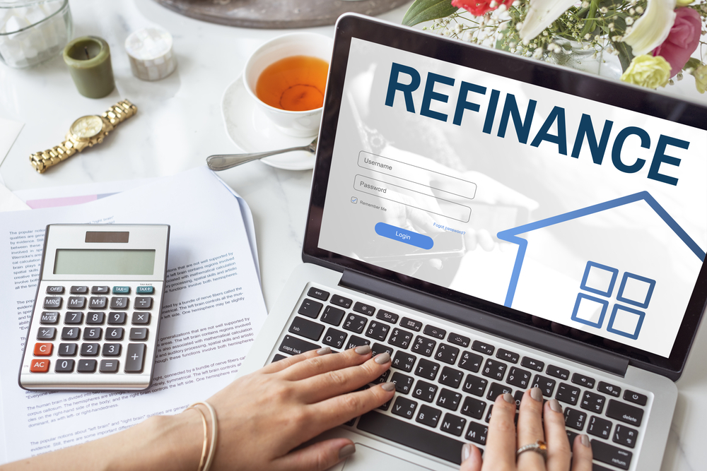 Market Mortgage Refinances