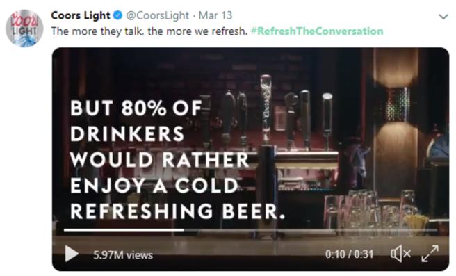 beer wars coors light