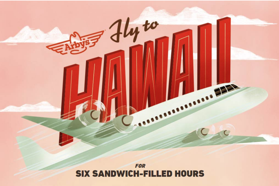King's Hawaiian Arby's