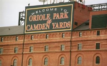 MLB Oriole Park Camden Yards