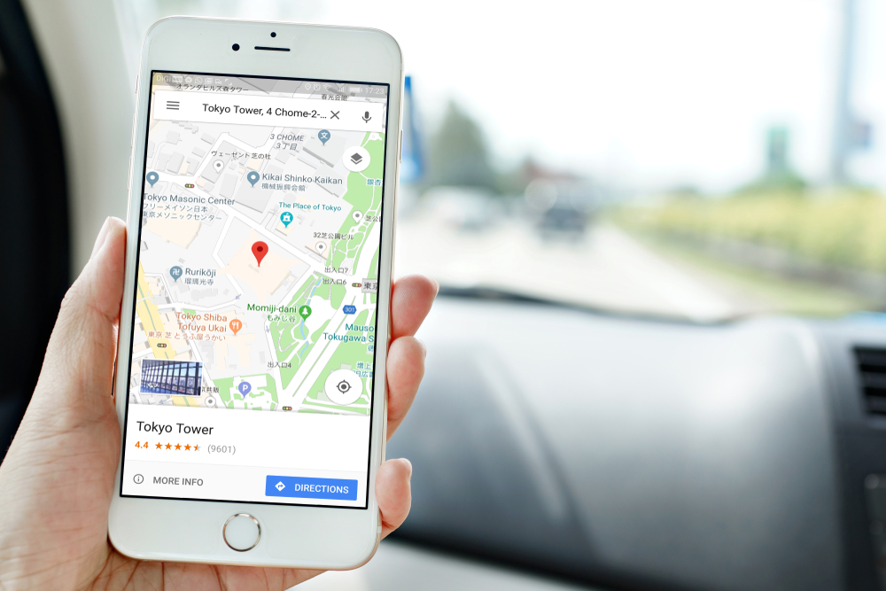 Google Maps Monetization Marketers