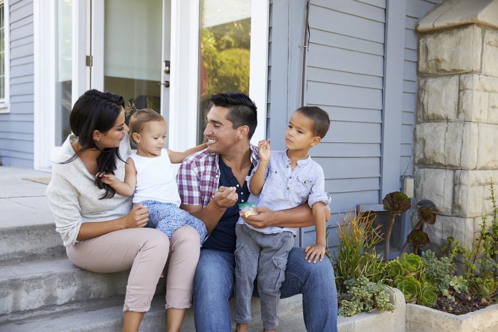 Hispanic homeowners