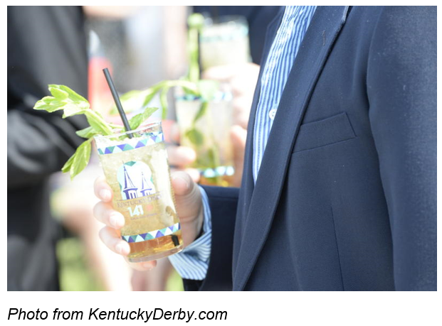 Kentucky Derby Food And Drink: Mint Juleps Cool Consumers