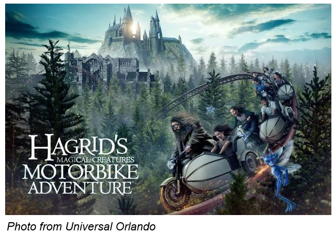 universal orlando resort harry potter