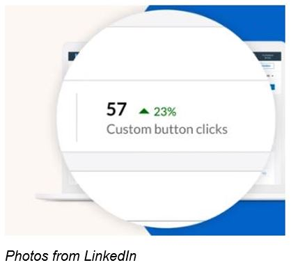 LinkedIn New CTA Buttons