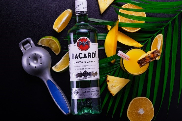 "Bacardi's ""Break Free"""