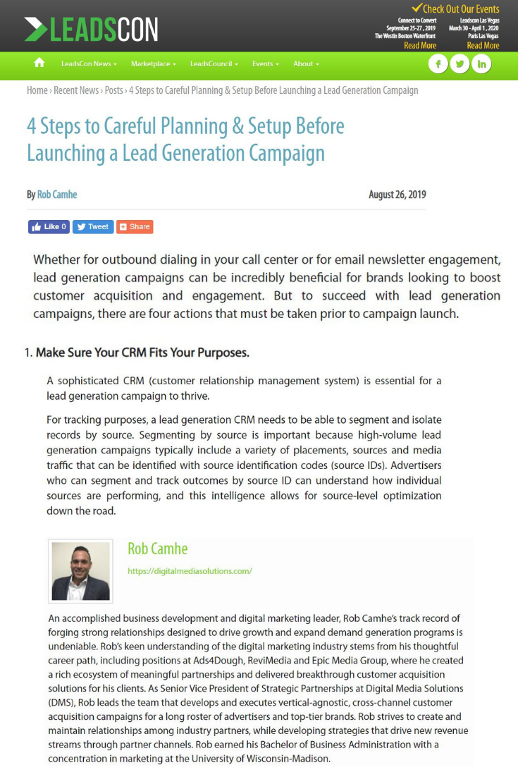 https://www.leadscon.com/4-steps-to-careful-planning-setup-before-launching-a-lead-generation-campaign/