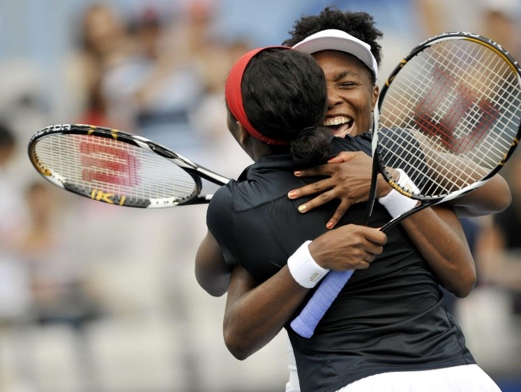 Williams Sisters Venus Serena