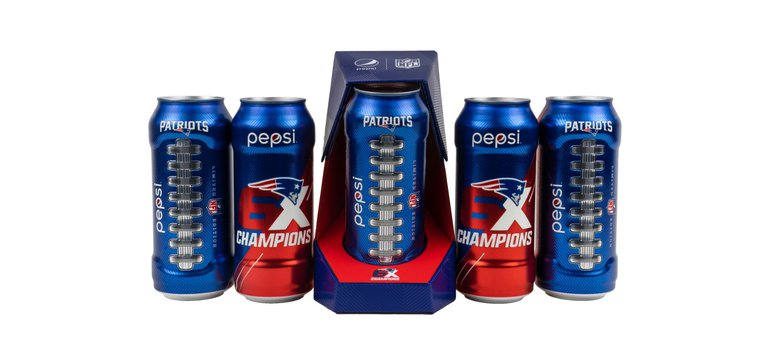 Pepsi Is Always Celebrating The NFL