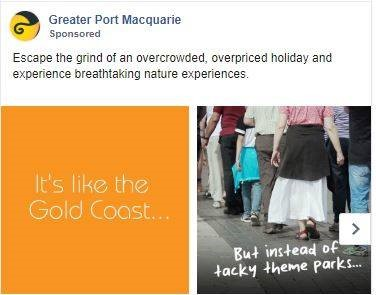 Port Maquarie: Try Another Kind Of Break