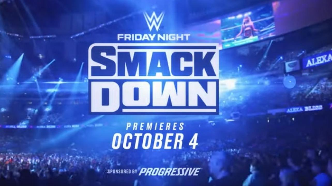 smack down WWE progressive