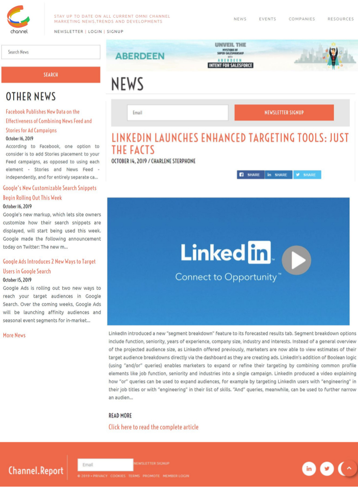 https://channel.report/news/linkedin-launches-enhanced-targeting-tools-just-the-facts/6340
