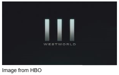 westworld logo image from HBO