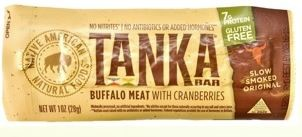 Photo from tankabar.com In 2006 on the Pine Ridge Indian Reservation, Native American Natural Foods created Tanka, a buffalo-based food product company that supports Native American communities and sustainable buffalo herd maintenance