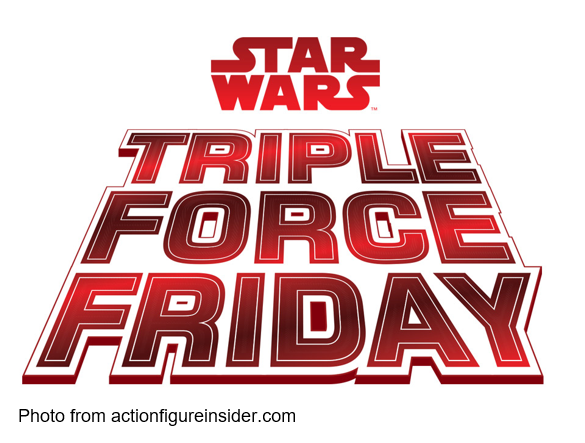 star wars triple force friday photo from actionfigureinsider.com