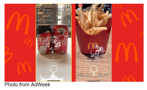 McDonalds coca cola photo from adweek
