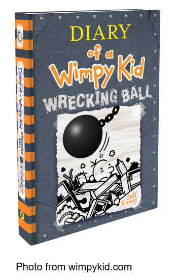 Diary of a Wimpy Kid Wrecking Ball Photo from wimpykid.com