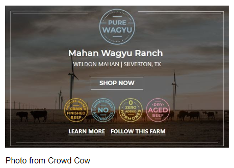Crowd Cow Specialized In Meat From Independent Farmers