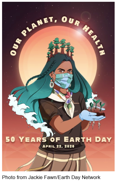 Jackie Fawn/Earth Day Network