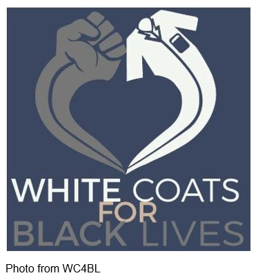 white coats for black lives WC4BL