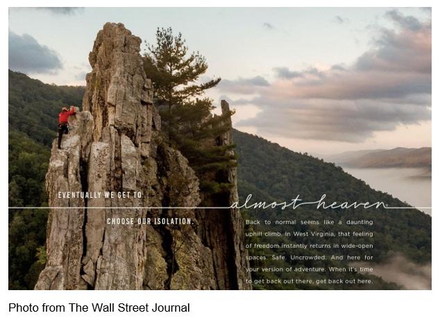 almost heaven wall street journal