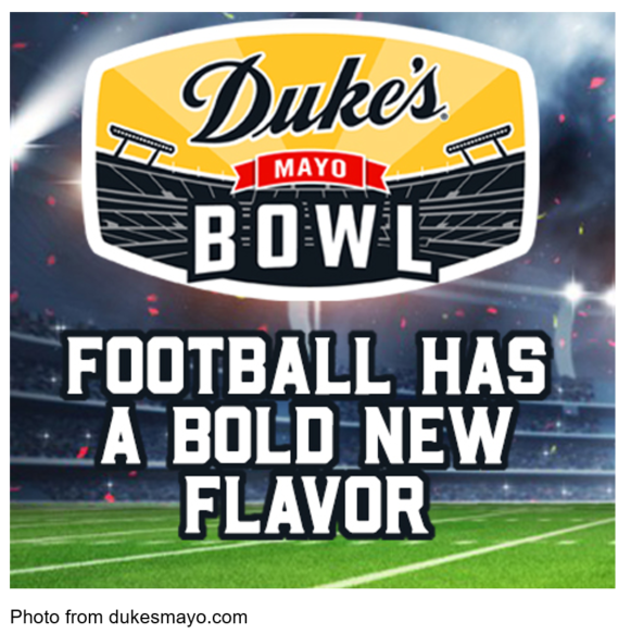 duke;s mayo bowl