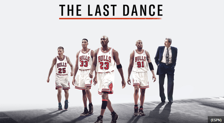 michael jordan documentary the last dance