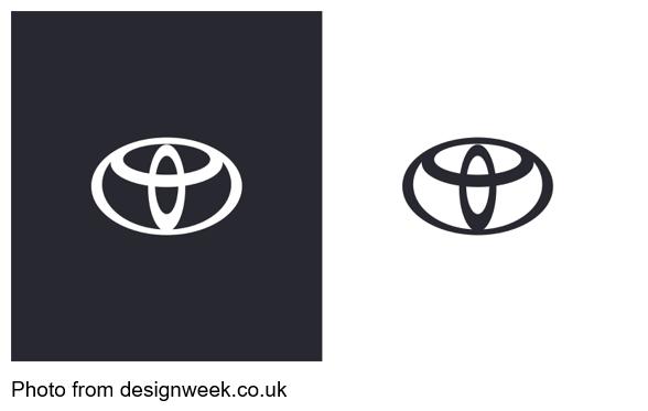 new Toyota logo