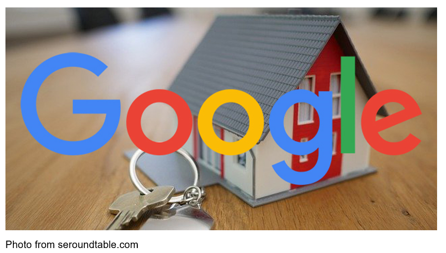google mortgage feature box