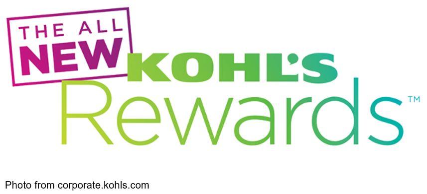 khols loyalty rewards program