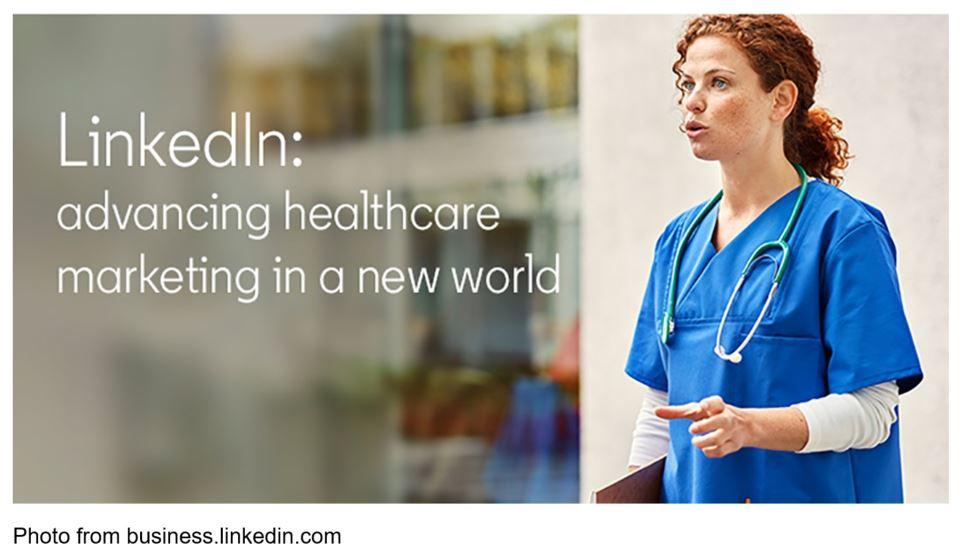linkedin healthcare hub
