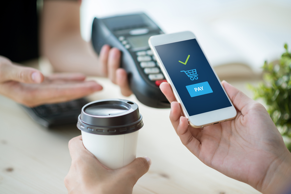 Shutterstock_742230118 mobile payment ,online shopping concept