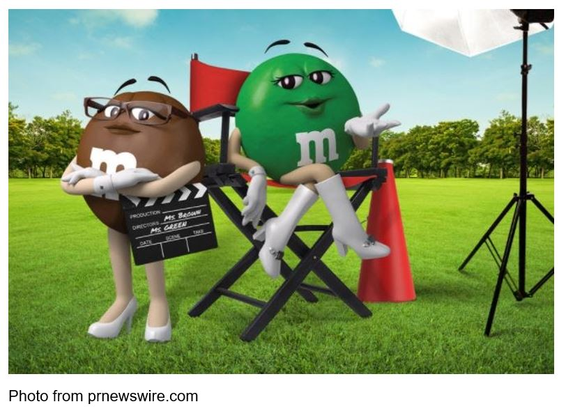 Mars Wrigley And The M&M 'Spokescandies'