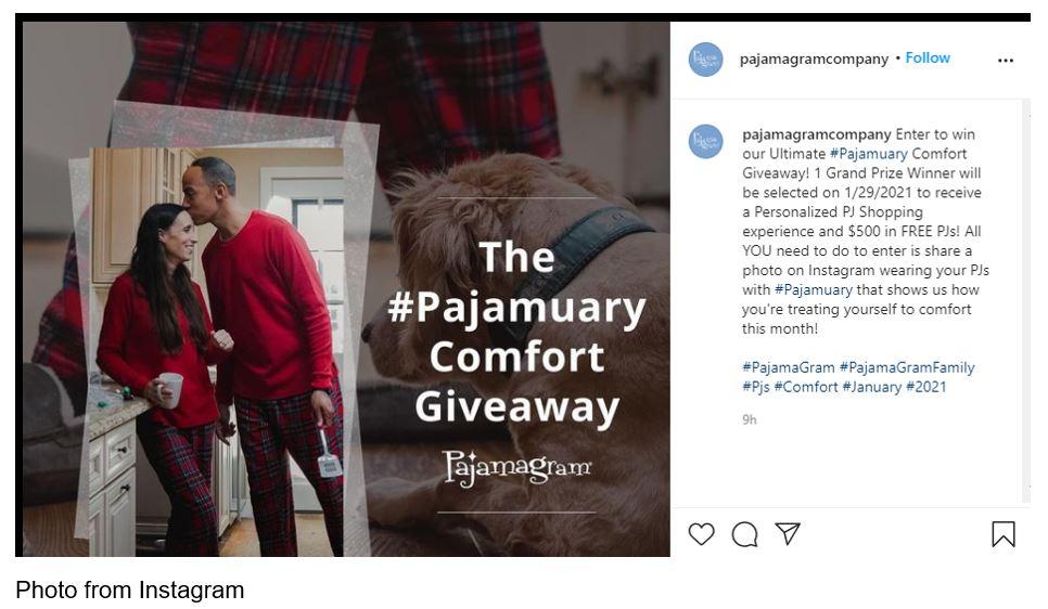 pajamuary pajamagram company
