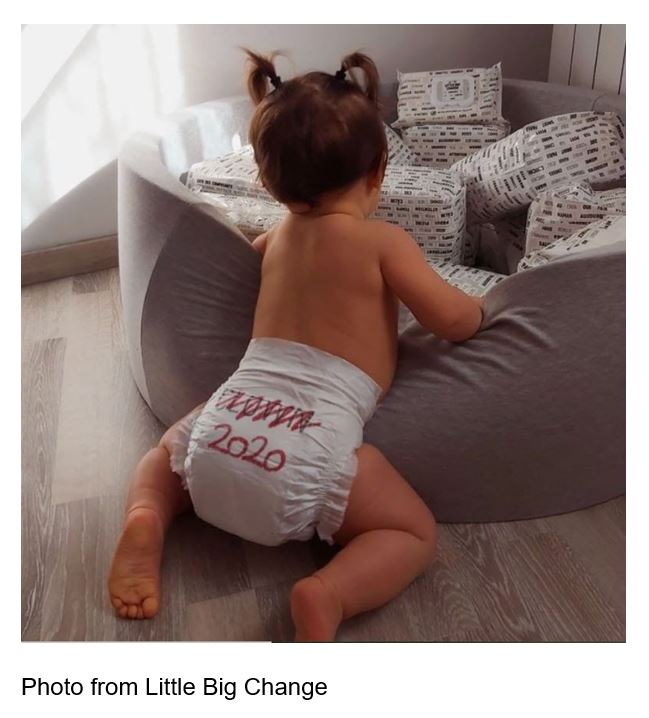 Little Big Change Diaper Brand