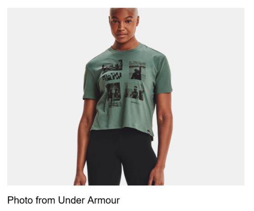Under Armour (UA) model