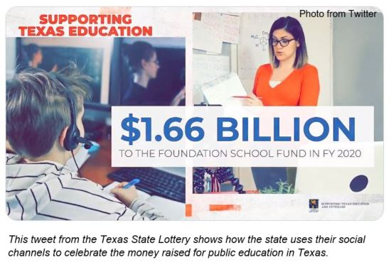 texas state lottery