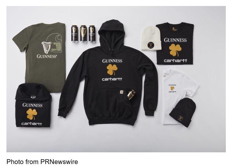Guinness apparel