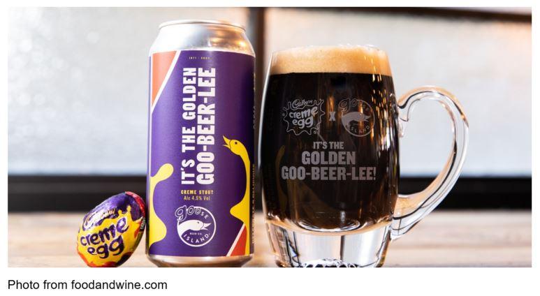 Goose Island Beer CompanyCadbury Crème