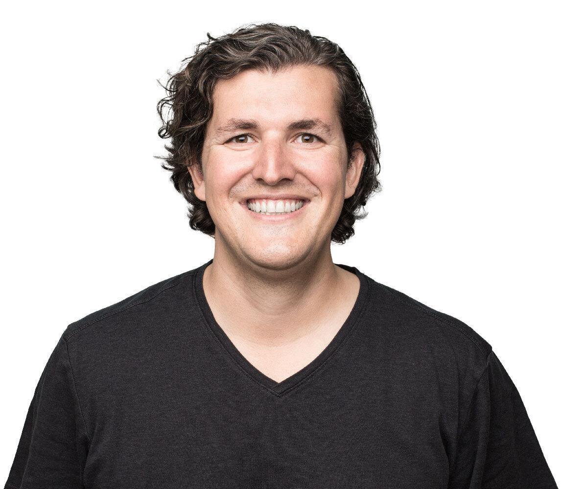 Daniel Richter, SVP of Technology